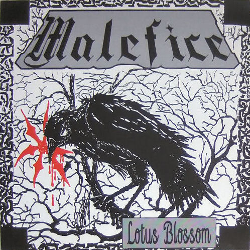 Malefice - Lotus Blossom - 1990
