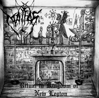 Malfas - Ritual To Kingdom Of New Legion - 2013
