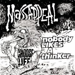 Massappeal - Nobody Likes A Thinker - 1986