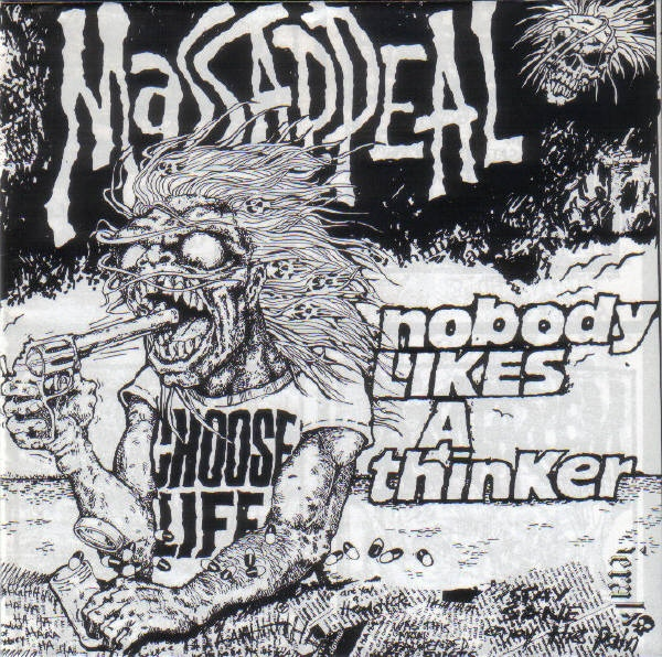 Massappeal - Nobody Likes A Thinker - 1993