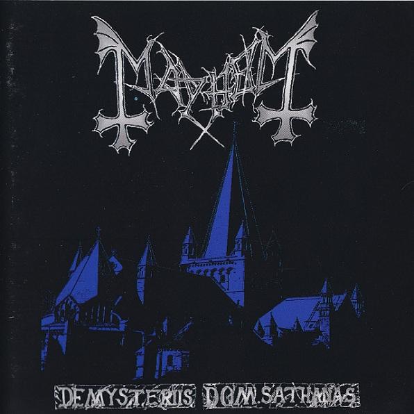 Mayhem - De Mysteriis Dom Sathanas 1994