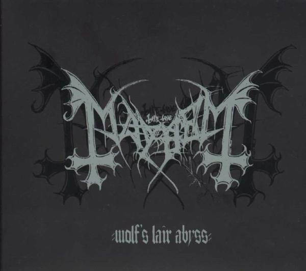 Mayhem - Wolf's Lair Abyss 1997