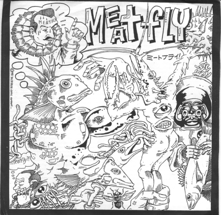 Meatfly - Japanese 7'' 1991