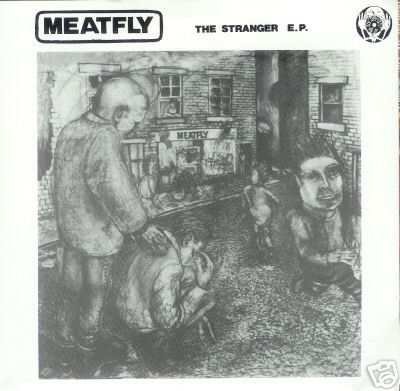 Meatfly - Stranger 7'' 1990