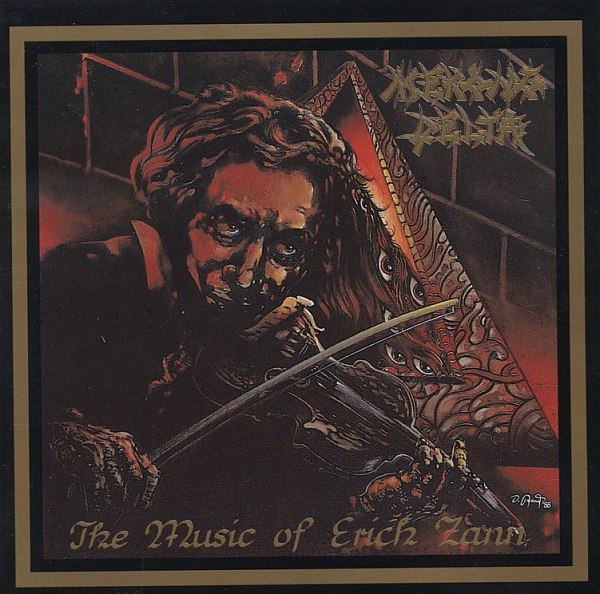 Mekong Delta - The Music Of Erich Zann 1988