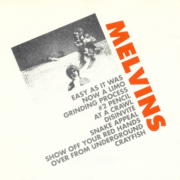 Melvins - 10 Songs - 1991