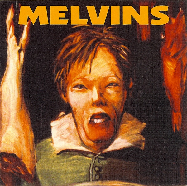 Melvins - Night Goat - 1992