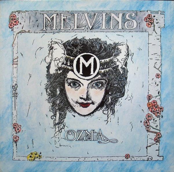 Melvins - Ozma - 1989