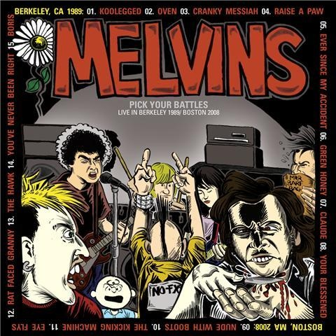 Melvins - Pick Your Battles  - 2009