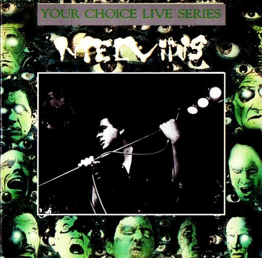 Melvins - Your Choice Live Series - 1991