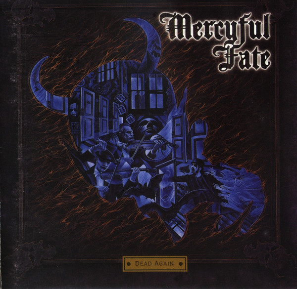 Mercyful Fate - Dead Again - 1998