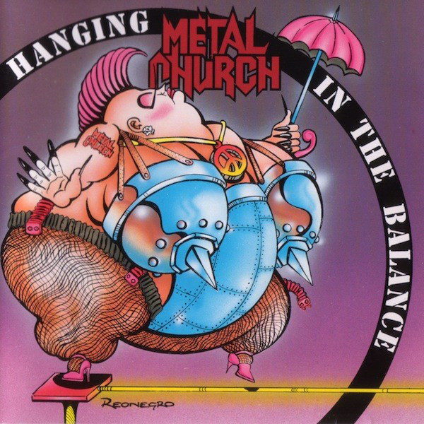 Metal Church - Hanging In The Balance - 1993