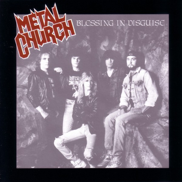 Metal Church - Blessing In Disguise - 1989