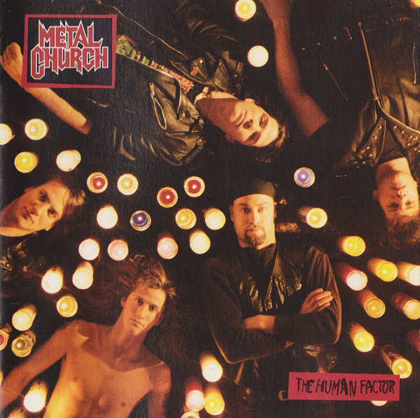 Metal Church - The Human Factor - 1991