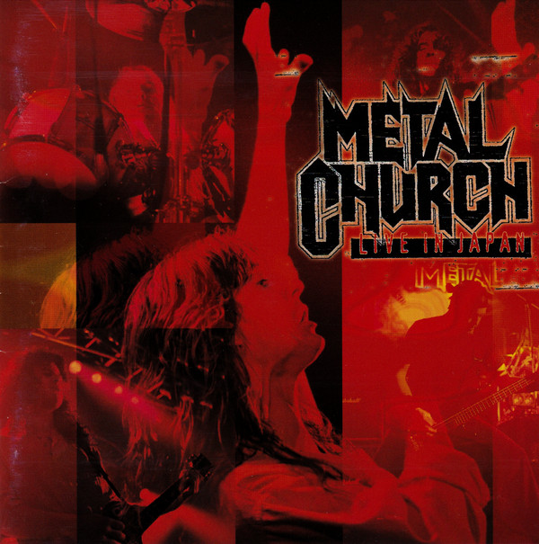 Metal Church - Live In Japan - 1998