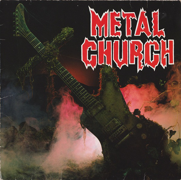 Metal Church - Metal Church - 1984