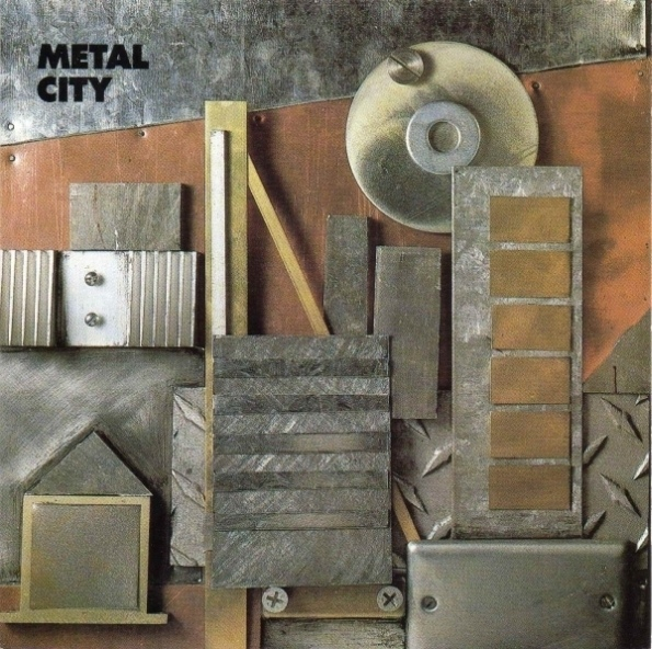 Various - Metal City - 1987