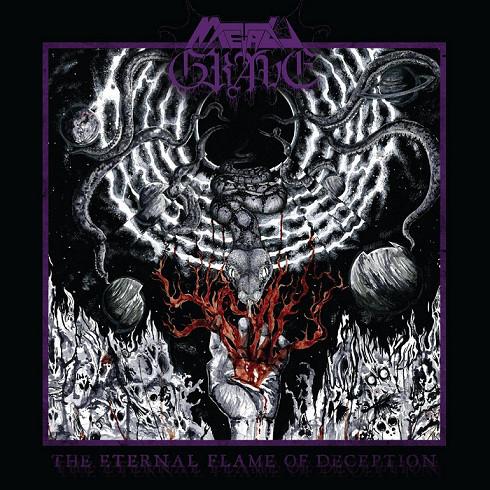 Metal Grave - The Eternal Flame Of Deception - 2013