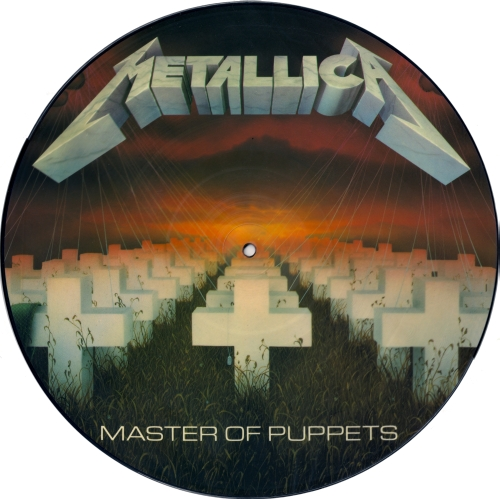 Metallica - Master Of Puppets - 1986