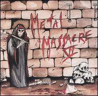 METAL MASSACRE VI - V/A - LP  Possessed, Nasty Savage
