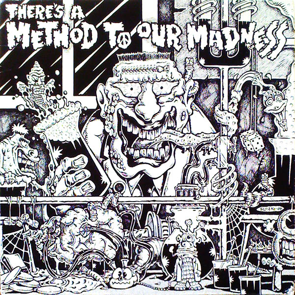 Various - There's A Method To Our Madness - 1986