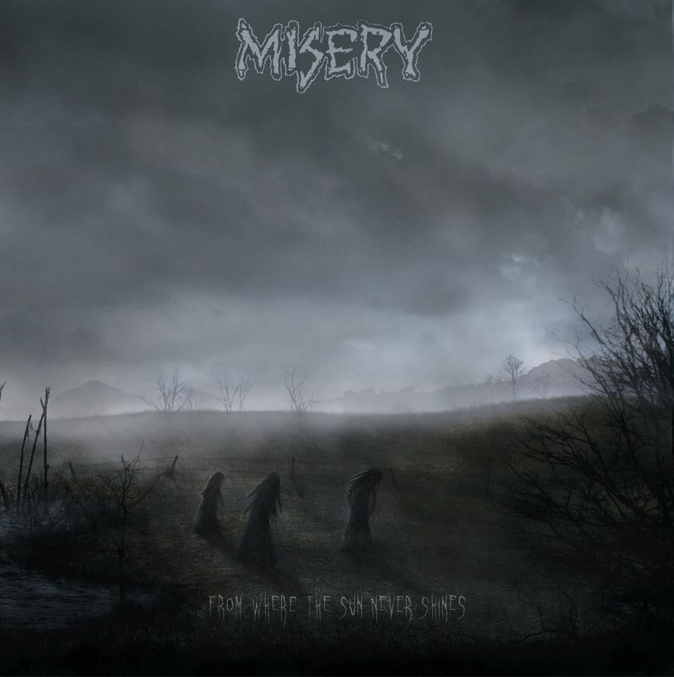 Misery - From Where The Sun Never Shines - 2012
