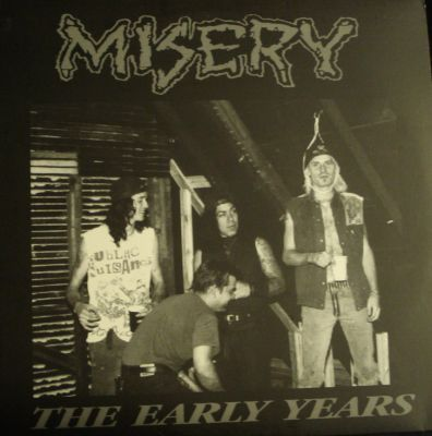 Misery - The Early Years - 2000