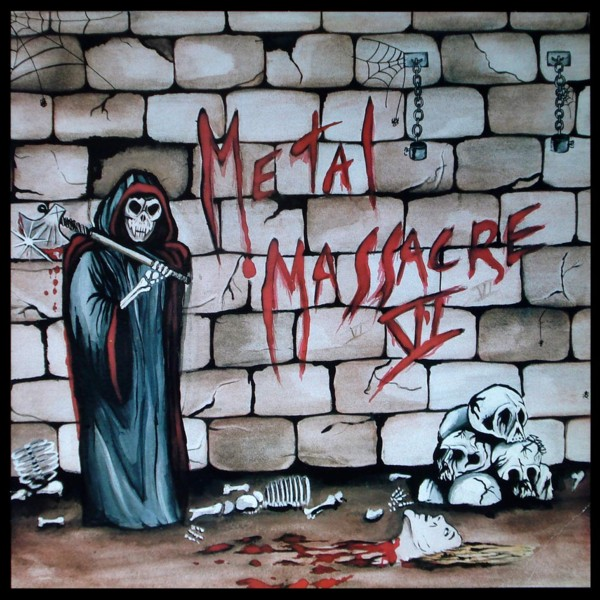 Various Artists - Metal Massacre 6 1985