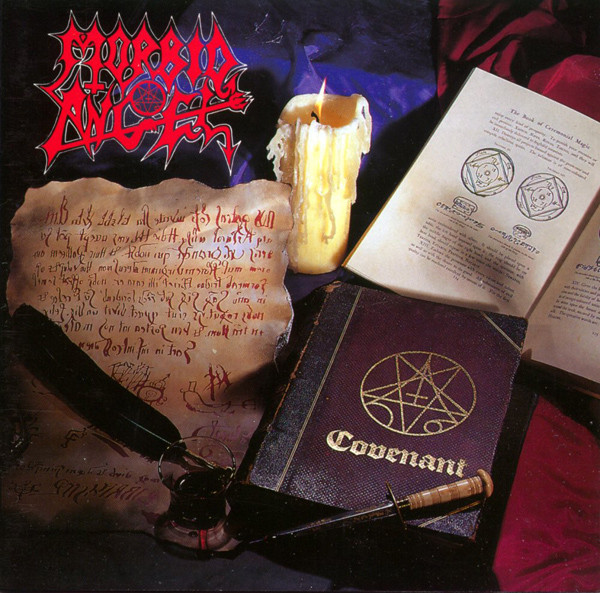 Morbid Angel - Covenant - 1993