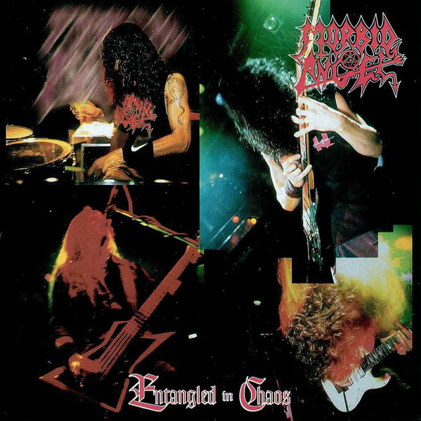 Morbid Angel - Entangled In Chaos - 1996