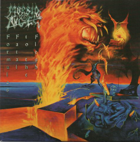 Morbid Angel - Formulas Fatal To The Flesh - 1998