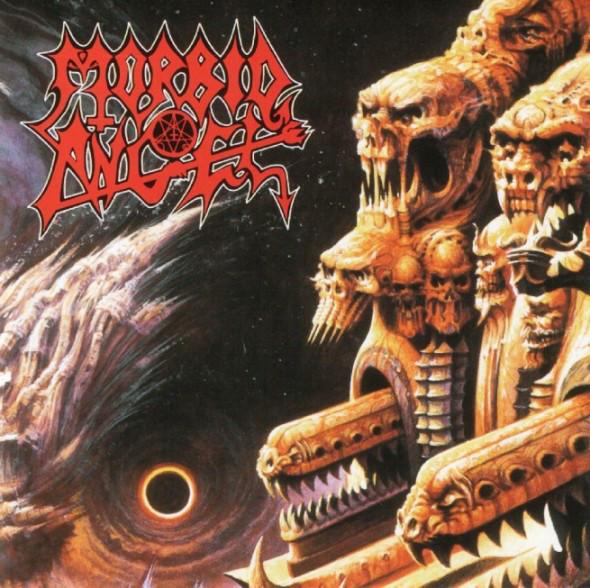 Morbid Angel - Gateways To Annihilation  - 2000