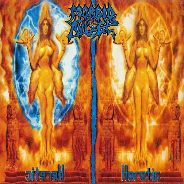 Morbid Angel - Heretic - 2003