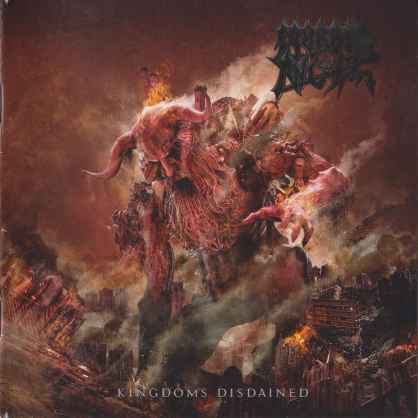 Morbid Angel - Kingdoms Disdained - 2017