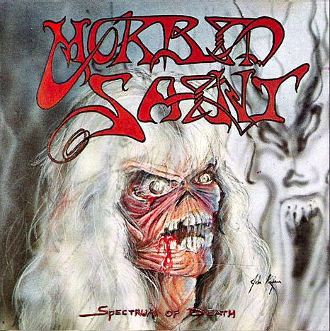 Morbid Saint - Spectrum Of Death - 1988
