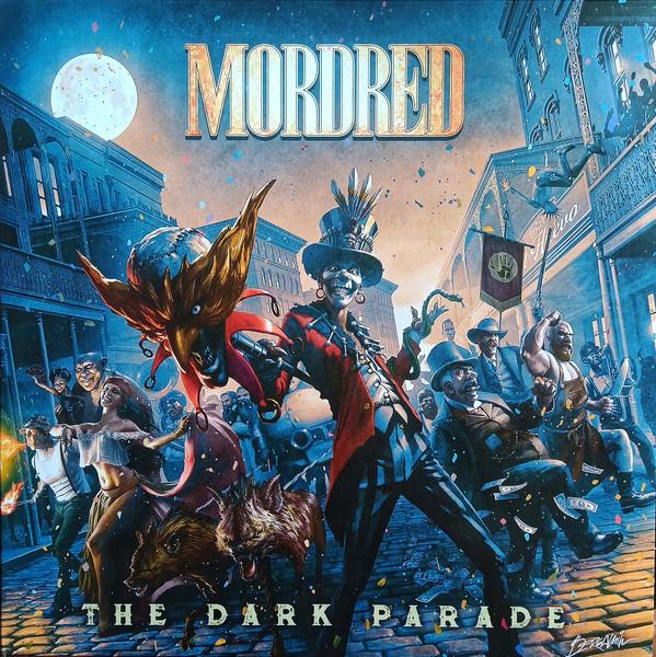 Mordred - The Dark Parade - 2021