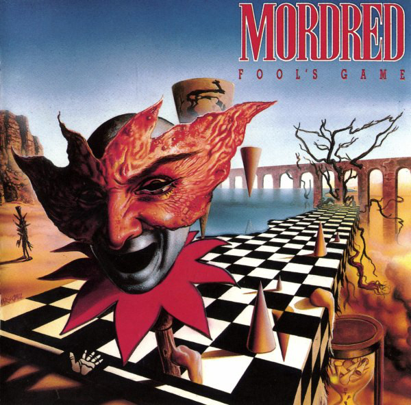 Mordred - Fool's Game - 1989