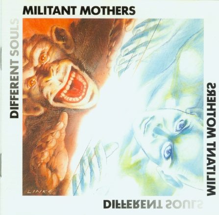 Militant Mothers - Different Souls 1990