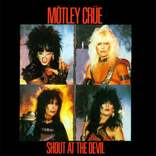 Mötley Crüe - Shout At The Devil - 1999