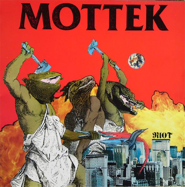 Mottek - Riot 1986