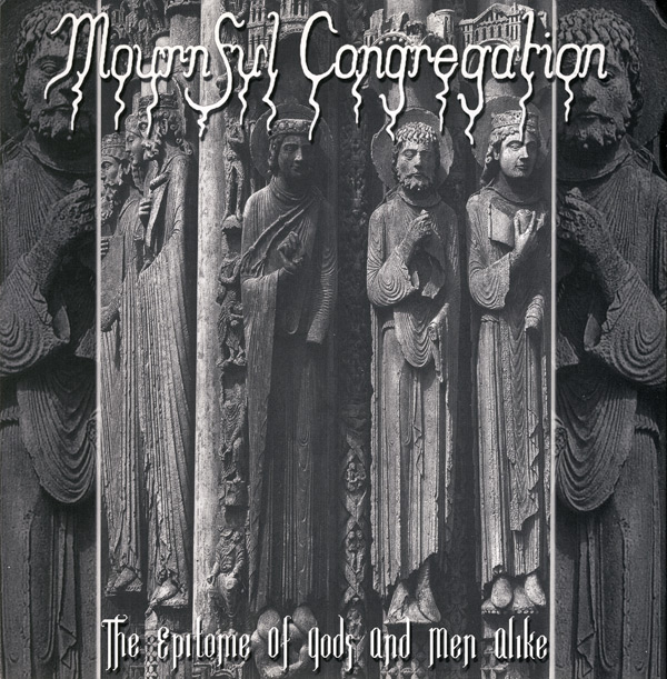 Worship, Mournful Congregation - The Epitome Of Gods And Men Alike / Let There Be Doom - 2002