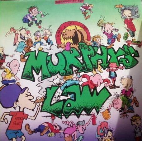 Murphy's Law - Murphy's Law - 1986