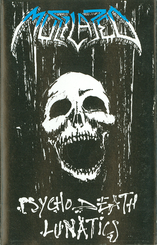 Mutilated - Psychodeath Lunatics 1988