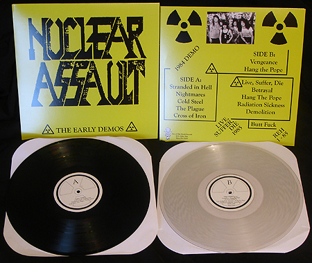 Nuclear Assault - The Early Demos 1984/1985