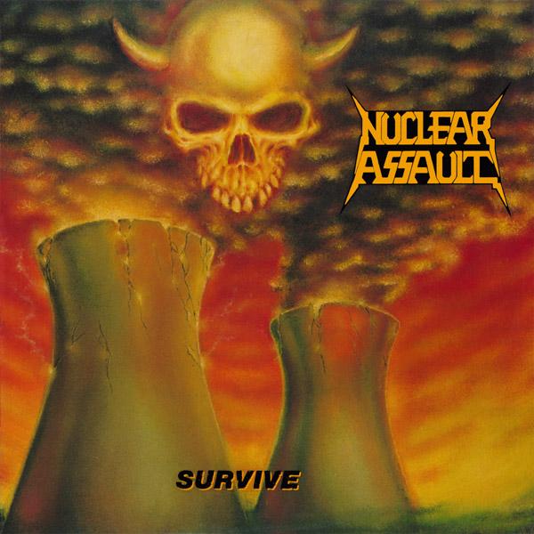 Nuclear Assault - Survive 1988