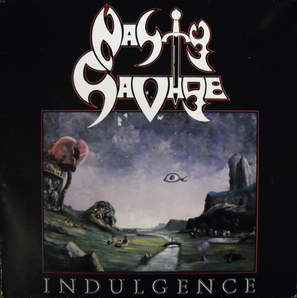 Nasty Savage - Indulgence - 1987