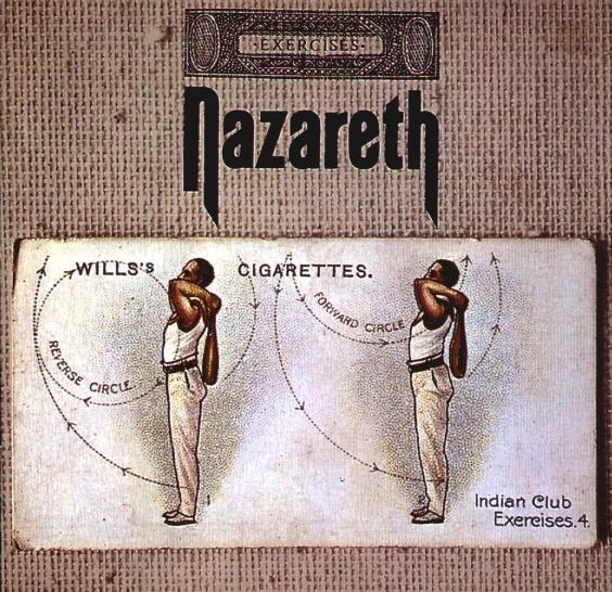 Nazareth - Exercises - 1972