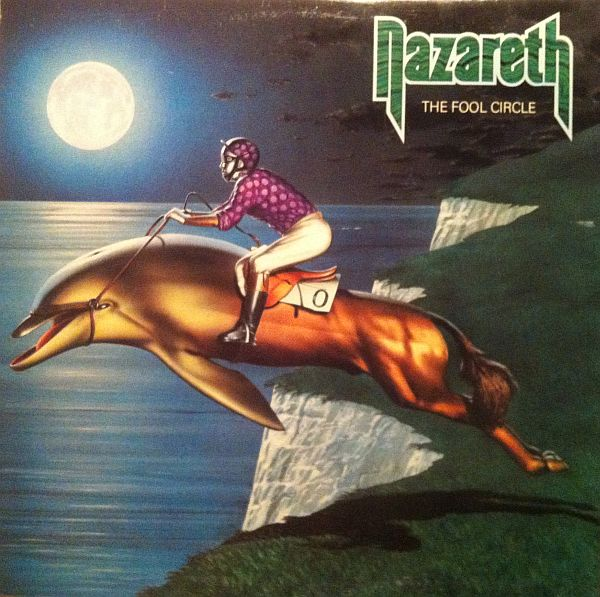 Nazareth - The Fool Circle - 1980