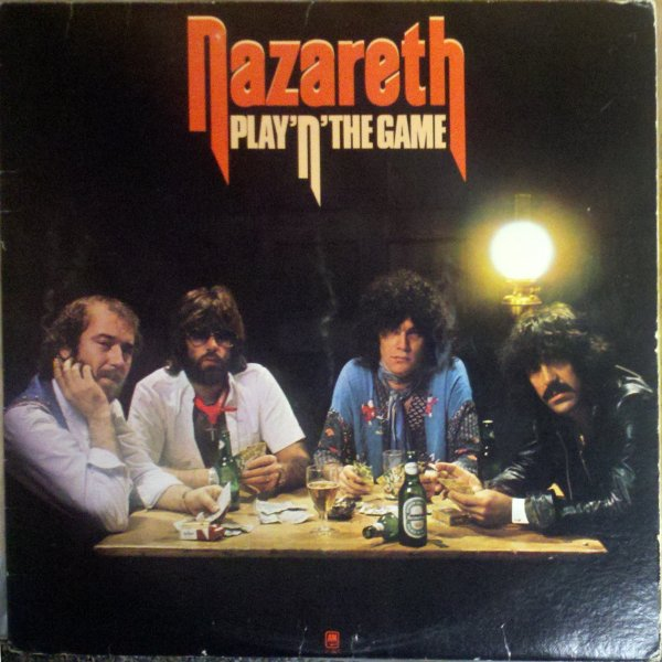Nazareth - Play'n' The Game - 1976