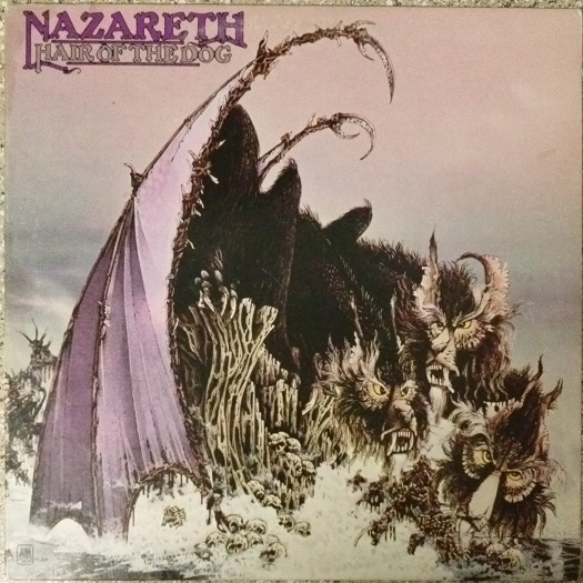 Nazareth - Hair Of The Dog - 1975